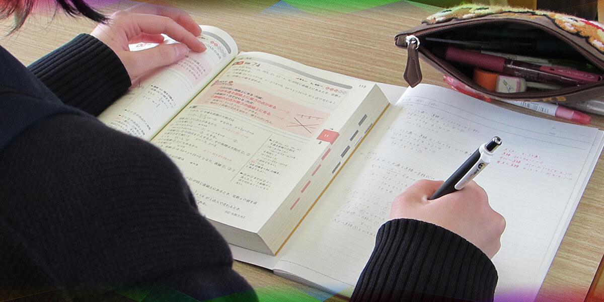 写真:福岡県立三池高等学校 授業風景